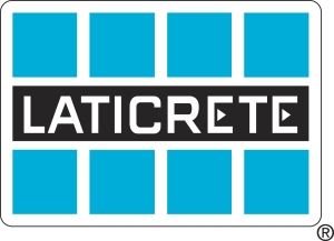 Click on the logo to visit the LATICRETE website